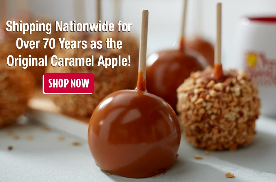 The Original Caramel Apple Order Online Affy Tapple